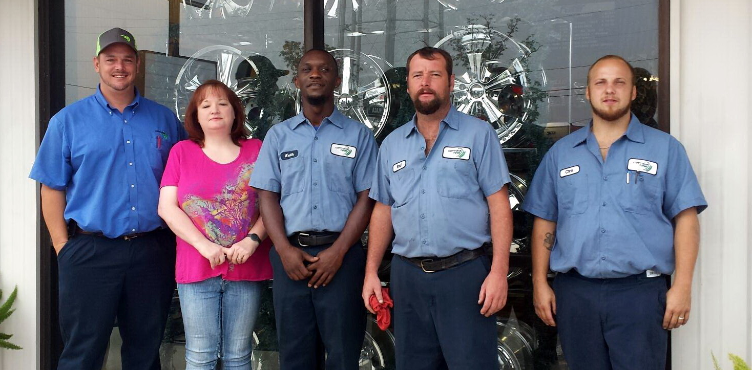 Cottons Tire Sylvania Staff CP